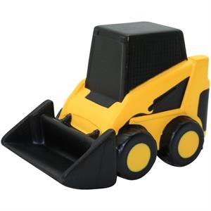 Squeezies (r) - Bobcat Bulldozer Shaped Stress Reliever