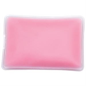 Pink - Rectangle-shaped Gel-filled Chill Patches