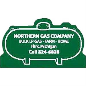 Peel-n-stick (r) - Printed - Propane Tank - A Calendar Is