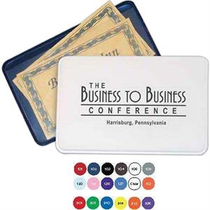 Business Card Case With Transit Passes And Membership Cards
