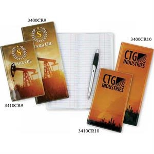 Design #10 - Oil Pump Tally Book Junior