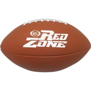 "Squeezies (r) - 5"" Football Shape Stress Reliever"