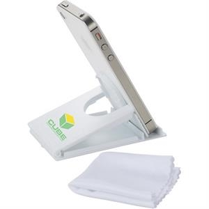 Snap - Media Holder With Screen Cleaner