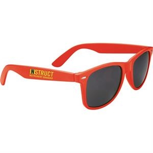 Plastic Sunglasses With Uv Protection