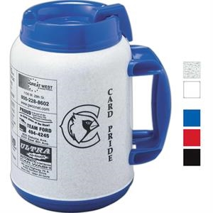 Mighty Mug (tm) - 64 Oz Capacity Foam Insulated Mug. Made In The Usa