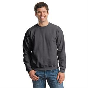Gildan (r) Heavy Blend (tm) - 3 X L Heathers - Crewneck Sweatshirt, 8-ounce, 50/50 Cotton/poly No Pill Air Jet Yarn