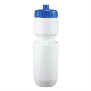 Adams - Blue - 26 Oz. White Pet Sports Bottle