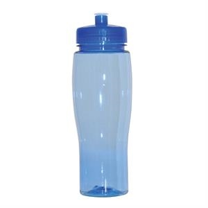 Jefferson - Blue - 24 Oz. Pet Sports Bottle