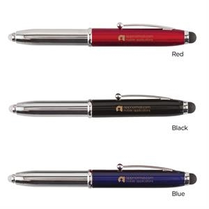 Iwriteled - Sale 5-7 Day Production - Pen With Touch Free Stylus And Led