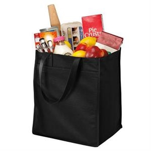 Port Authority (r) - Extra-wide Polypropylene Grocery Tote