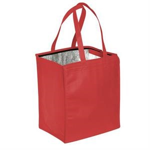 Port Authority (r) - Insulated Polypropylene Grocery Tote
