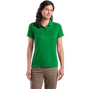 Sport-tek (r) Dry Zone (tm) - 4 X L - Ladies' Raglan Polo Shirt, 3.8 Ounce, 100% Polyester
