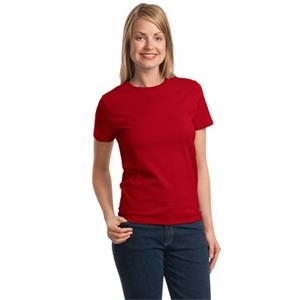 Port & Company (r) - 3 X L Neutrals - Ladies' 100% Cotton Essential T-shirt