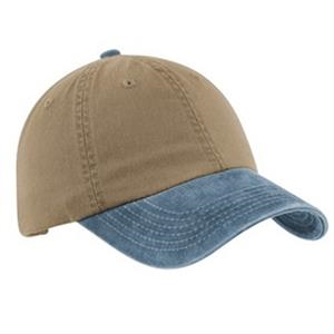 Port Authority (r) - Unstructured Two-tone Garment-washed Cap