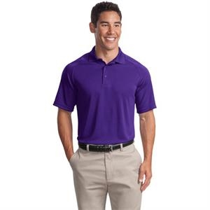 Sport-tek (r) - 4 X L Colors - Raglan Polo Shirt, 3.8 Ounce 100% Polyester