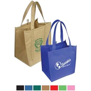 Sunbeam - Lightweight Shopping Tote With Reinforeced Handles And Bottom Panel