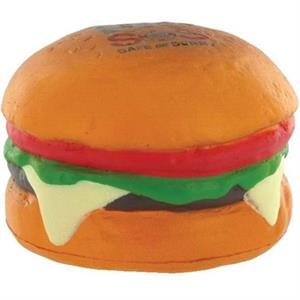 Hamburger - Food Shape Stress Reliever