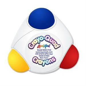 Four Color Crayon