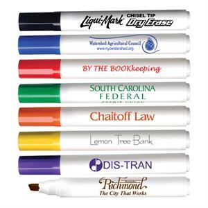 Dry Erase Chisel Tip  Marker