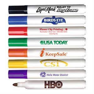 Dry Erase Bullet Tip Marker