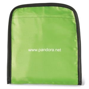 Tempo - Apple Green - Collapsible Shopper Bag With Slash Pocket
