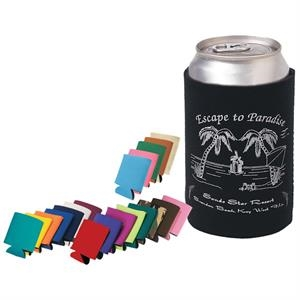Kan-tastic - Beverage Holder Made Of Laminated Open Cell Foam, Folds Flat