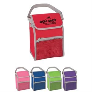 Insulated Lunch Bag Made Of 210 Denier Polyester