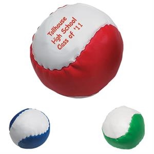 Leatherette Ball Filled With Pvc Pellets