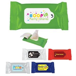 Lens Cleaner Wipes Packet With 10 Wipes