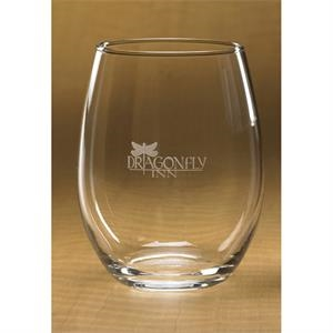 Stemless White Wine Glass - Set of 4