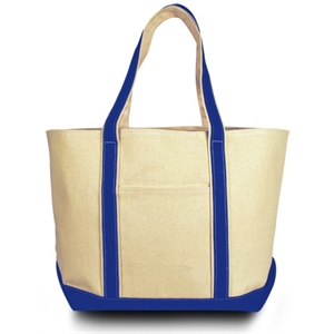 Clipper Esprit Collection - Cotton Boat Style Tote
