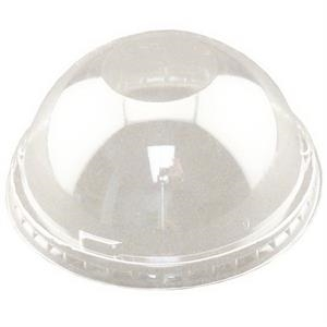 Dome Clear 6 Oz, 10 Oz, 16 Oz (t) - Dome Lids For Paper Food Containers