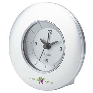 Quartz Movement Desk Clock With Alarm Function