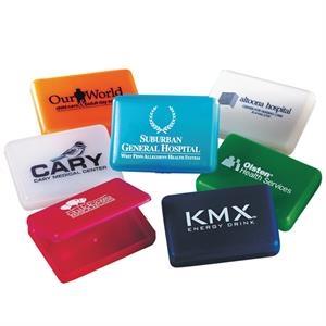 Translucent Pill Case