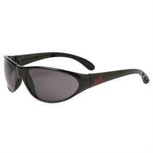 Pirana - Gray Lens - Safety Glasses With A Sporty Frame, Built For Comfort