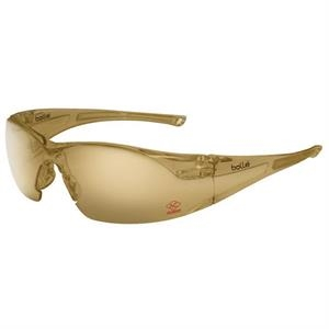 Bolle (r) Rush (tm) - Twilight Lens - Ultra Lightweight Safety Glasses