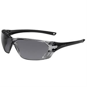 Bolle (r) Prism (r) - Gray Lens - Safety Glasses With An Adjustable Neck Cord