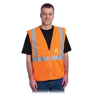 Four Pocket Value Mesh Vest