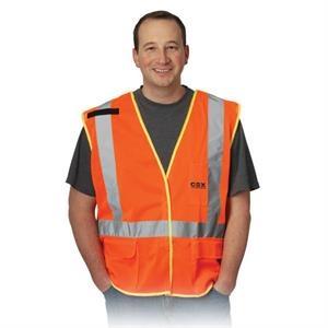 X-Back Breakaway Mesh Vest