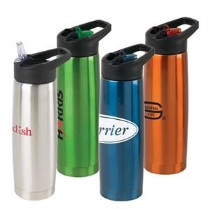 Sippo - Single Wall Water Bottle, 25 Oz
