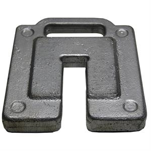 Steel Ballast Weight - 11 Lbs