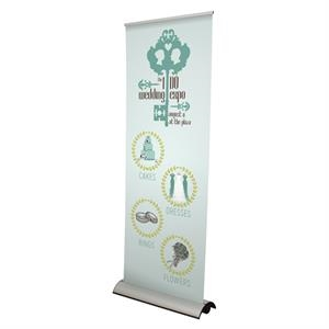 "Tripod Banner Display 24"" X 48"" Hardware Only"