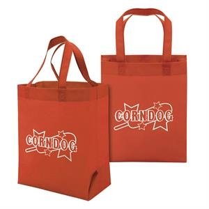 Value Tote 1-color Screen Print, 2-sided