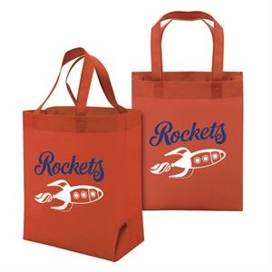 Value Tote 2-color Screen Print, 2-sided