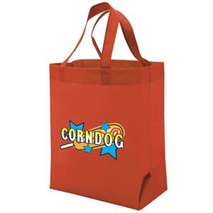 Value Tote With Full-color Transfer, 1-sided