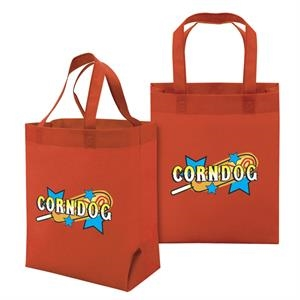 Value Tote With Full-color Transfer, 2-sided