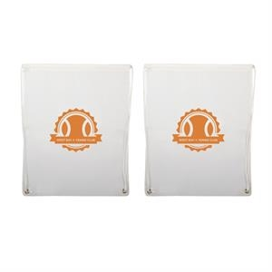Non-woven Polypropylene Drawstring Backpack With 1-color Screen Print