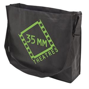 Carry-all - 1-color, 1-side Screen Print Polypropylene Convention Tote