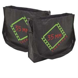 Carry-all - 2-color, 2-side Screen Print Polypropylene Convention Tote