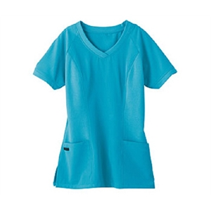 Jockey - Jockey Ladies Sporty V-neck Top - 11 Colors Available